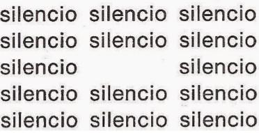 silence ardent